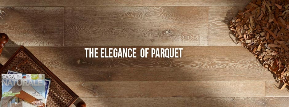The elegance of the parquet